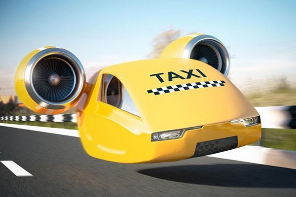 راه اندازی تاکسی هوایی برقی عمودپرواز در تهران !