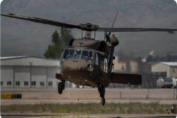 بالگرد نظامی آمریکا سقوط کرد، هر 3 خلبان کشته شدند