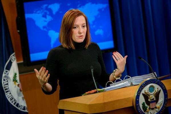 واکنش سخنگوی کاخ سفید به حمله امروز به پایگاه عین الاسد